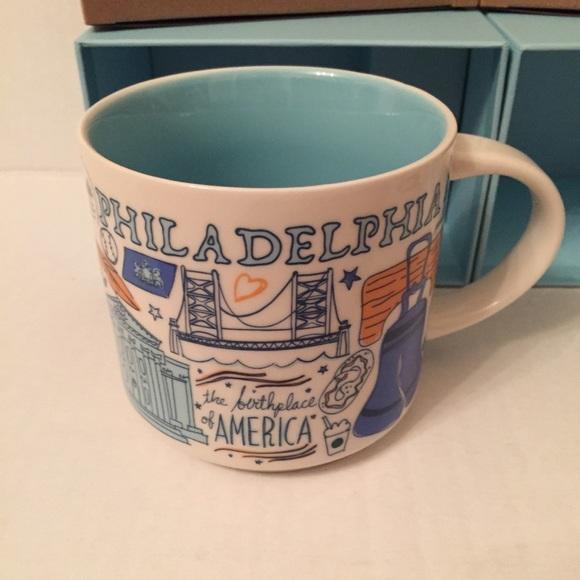 Starbucks Been There Philadelphia Mug